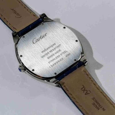 Replique Montres Cartier Drive De Cartier Extra-plat 18k Or 39mm