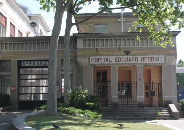 Hôpital Edouard Herriot