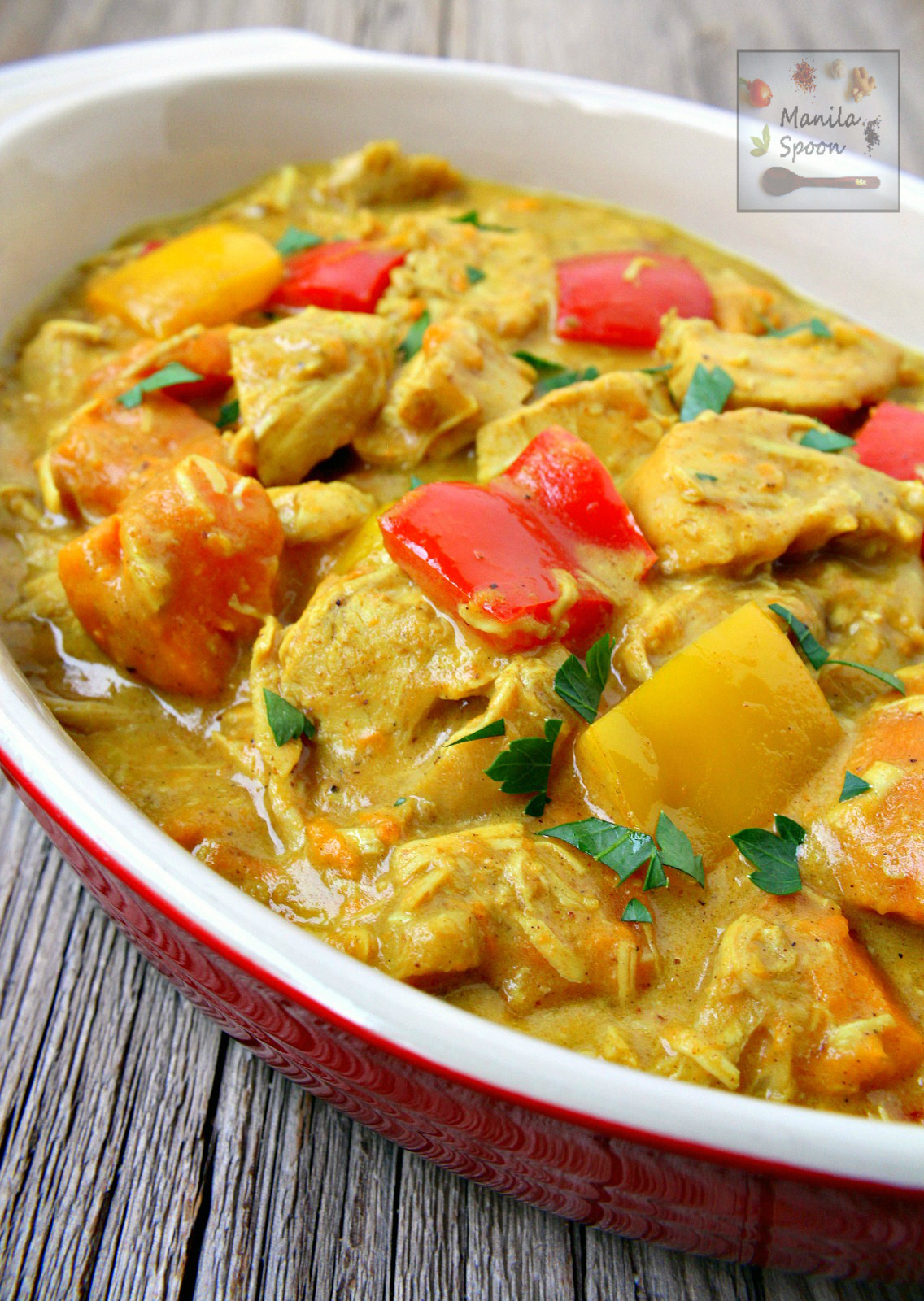 Chicken Curry Recipe Filipino Food