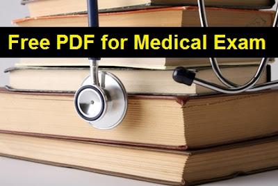 Download Free eBooks PDF for Medical Entrance Exams