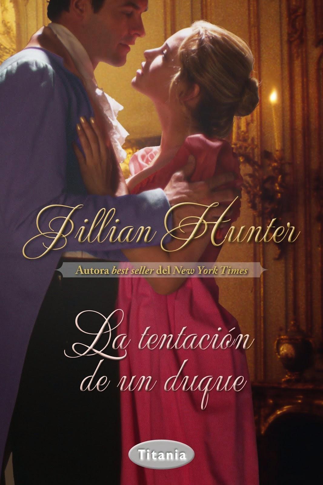 Tentacion del Duque – Jillian Hunter