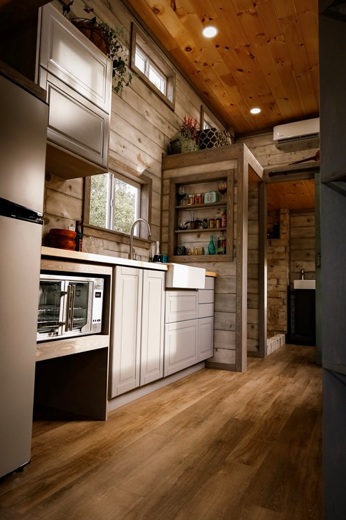 Tiny House Town Habeo Tiny Home 285 Sq Ft