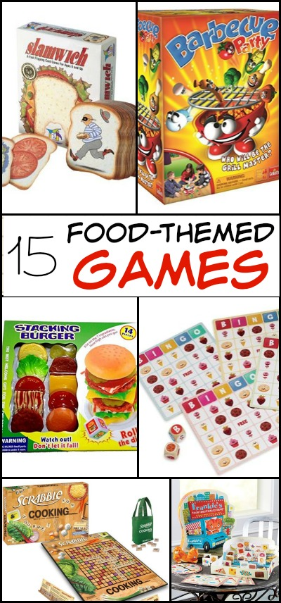 Food Themed Games