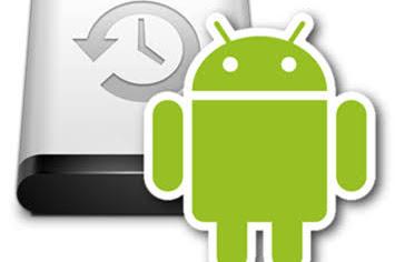Cara BackUp Semua Data Di Android Paling Mudah Tanpa PC