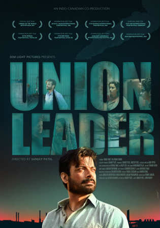 Union Leader 2017 HDTV 300MB Hindi 480p