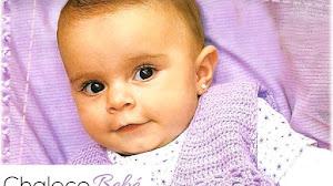 Chaleco para Bebé de 3 a 12 meses / Paso a paso