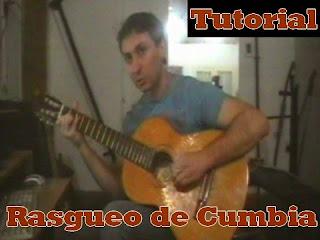 Como tocar Cumbia con la guitarra