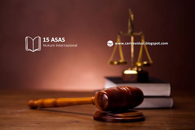 10 asas hukum internasional, makalah asas asas hukum internasional, contoh asas hukum internasional, asas hubungan internasional