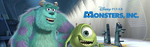 رحلة بيكسار Pixar مع الأوسكار.. أفلام تألقت في سماء فن الرسوم المتحركة فيلم monster, inc.