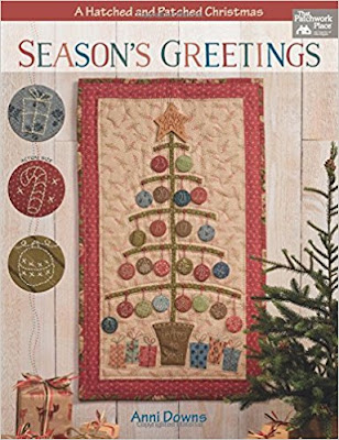 Creates Sew Slow: Season's Greetings by Anni Downs