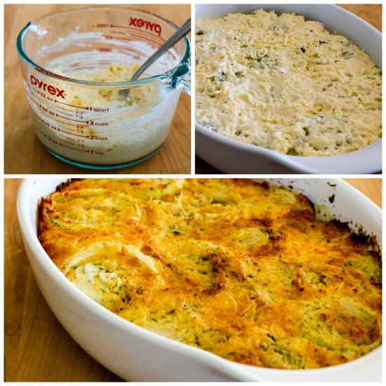 Kalyn's Kitchen®: Onion Gratin with Rosemary and Thyme