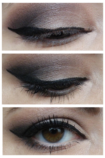 How to do a smokey eye step by step #bbloggers