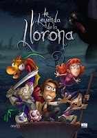 pelicula La leyenda de la llorona (2011)