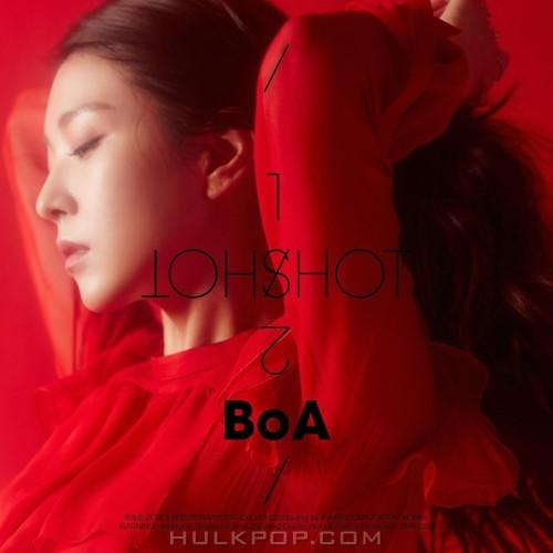 BoA – ONE SHOT, TWO SHOT – The 1st Mini Album (FLAC + ITUNES PLUS AAC M4A)
