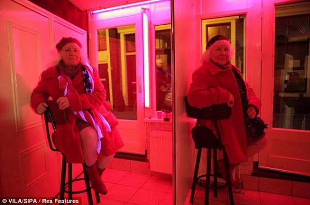 anziane prostitute