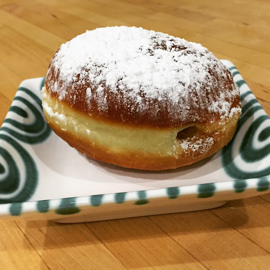 Recipe for Faschingskrapfen, Berliner aka German-Austrian Donuts