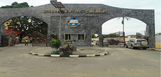 UNICAL CES 2017/2018 Admission List/status
