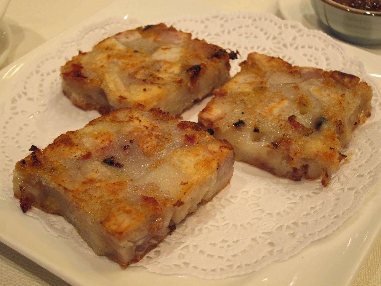 Hong Kong Radish Cake Recipe