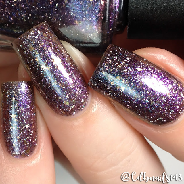 Lollipop Posse Lacquer-Crave You