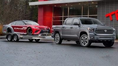 2018 Toyota Tundra TRD Sport date de sortie