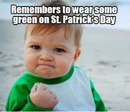 Image result for funny st patricks day parade