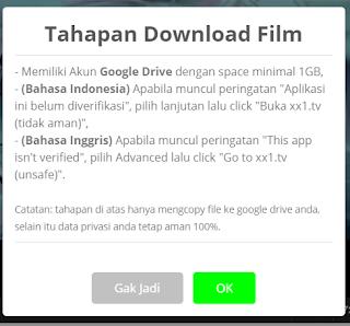 cara download film di indoxx1