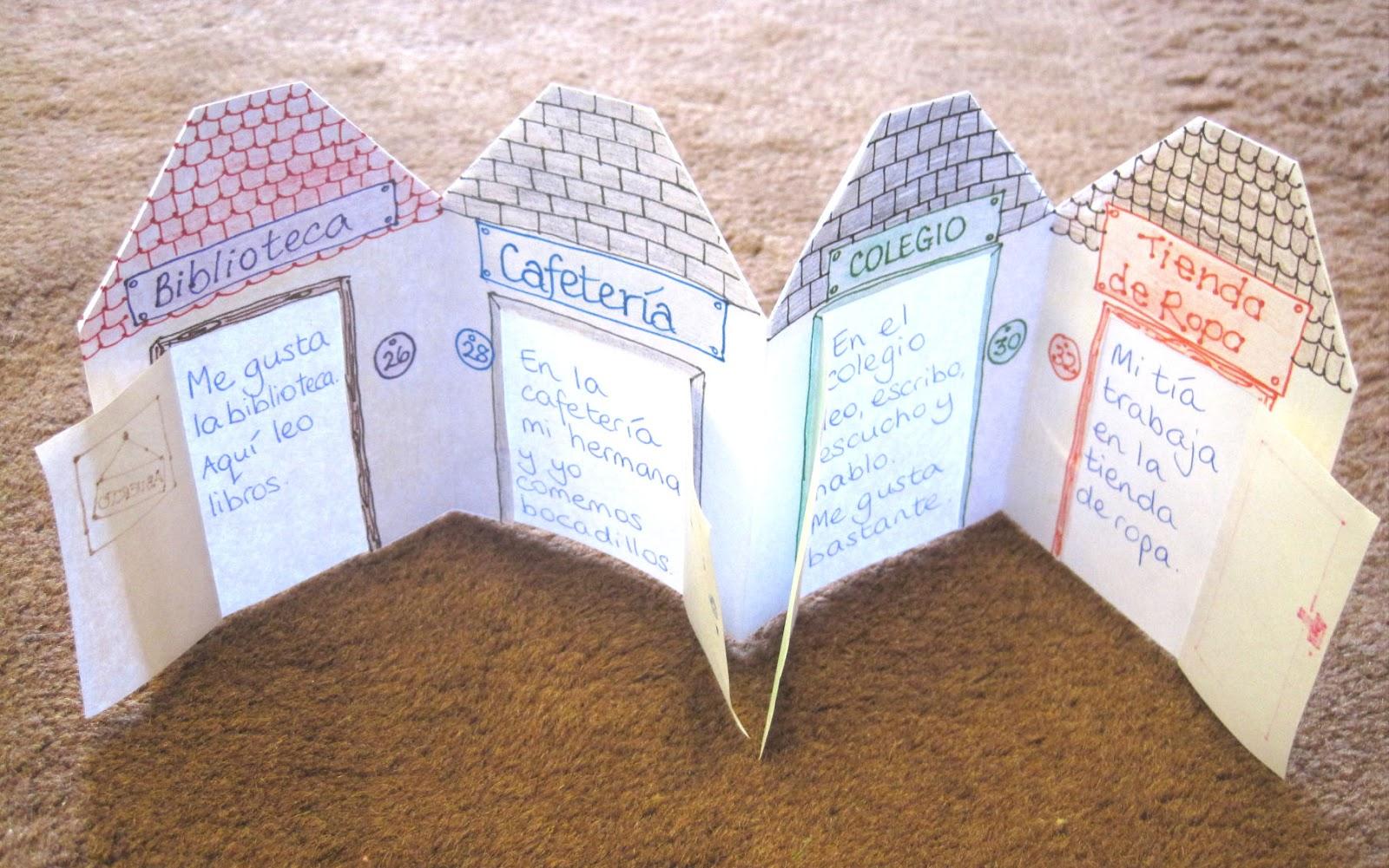 Mini Book Template