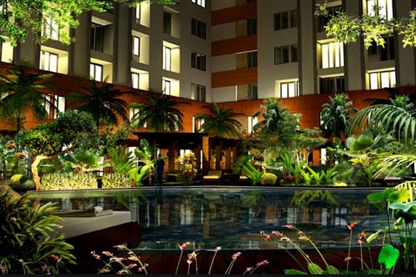 Sewa Apartment di Jakarta Selatan Cervino Village