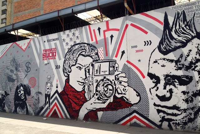 Recorridos turisticos en Bogota para ver graffities