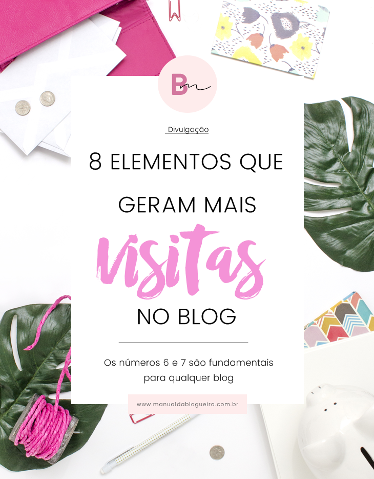 mais visitas no blog