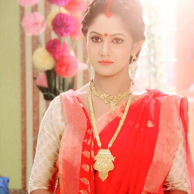 Trina Saha Star Jalsha Actress Tori Wedding