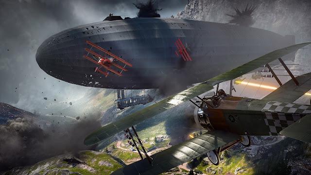 Comparación gráfica: Battlefield 1 PC (Bajo-Medio-Alto)