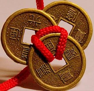 Amuletos y Talismanes: Monedas I Ching