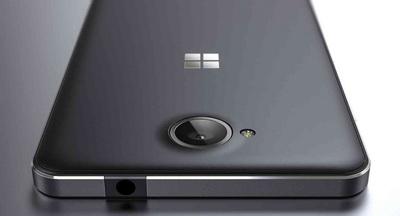 Kamera Microsoft Lumia 650