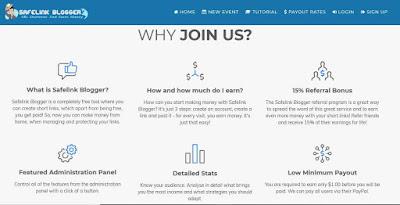 Safelinkblogger.com - Pemendek Link dan Penghasil Dollar Terbaik yang Wajib anda Coba