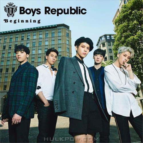 Boys Republic – Beginning -Japanese Ver.-(ITUNES MATCH AAC M4A)