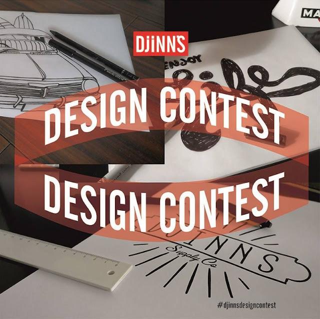 DJINNS DESIGN CONTEST 2016 | DESIGNE DEIN WUNSCHCAP