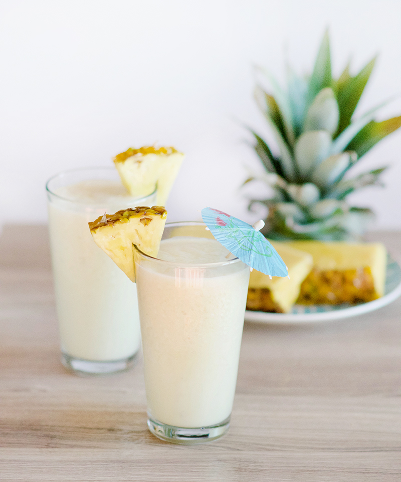 Pina Colada Smoothie | Obsessive Cooking Disorder