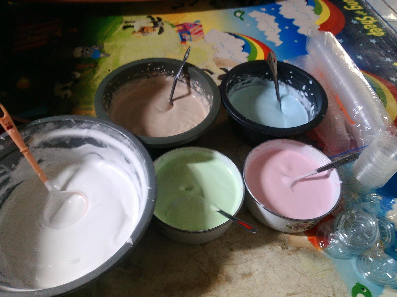 Resep Dan Cara Mudah Membuat Es Krim Lezat  Aneka Resep