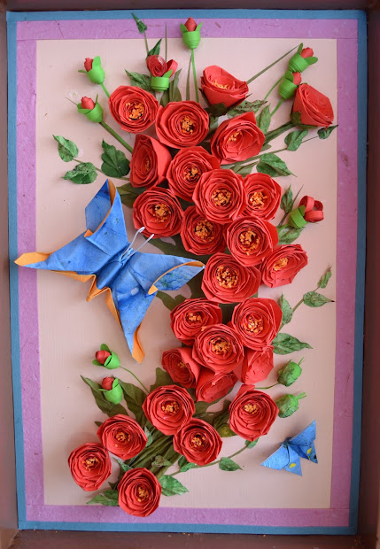 20 Wall Art Paper Quilling Designs Pictures And Ideas On Meta Networks