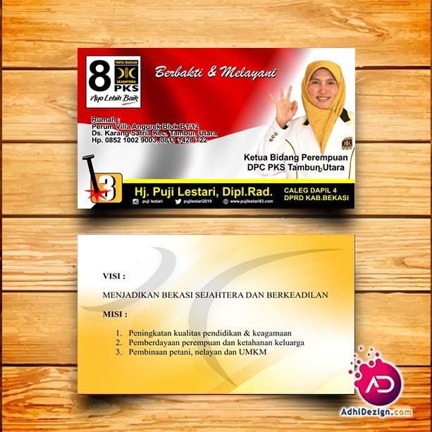 Jasa Desain Kartu Nama di Bekasi | Call 081287211184 ...