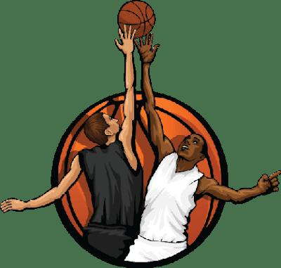 permainan bola basket diawali dengan