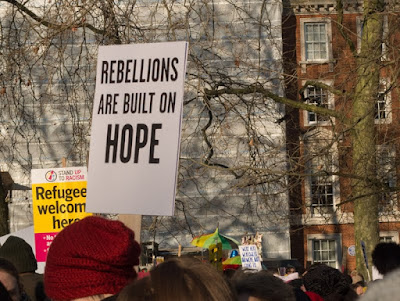 Rebellions are built on hope