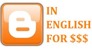 Mau Berpenghasilan Besar Dari Ngeblog, Pelajari Dulu Menulis Artikel Berbahasa Inggris