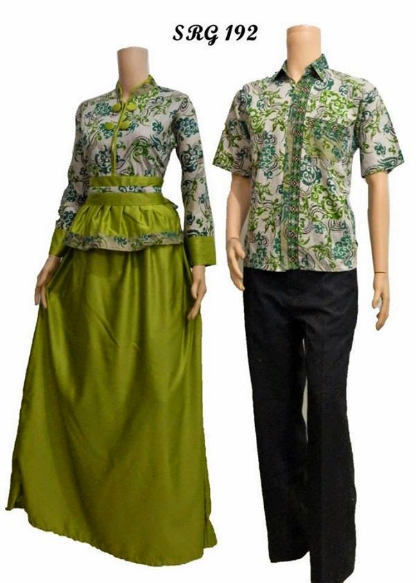 Modelbaju24 Model Baju Batik Gamis 2016