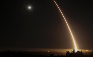 US Tests Intercontinental Ballistic Missile From California