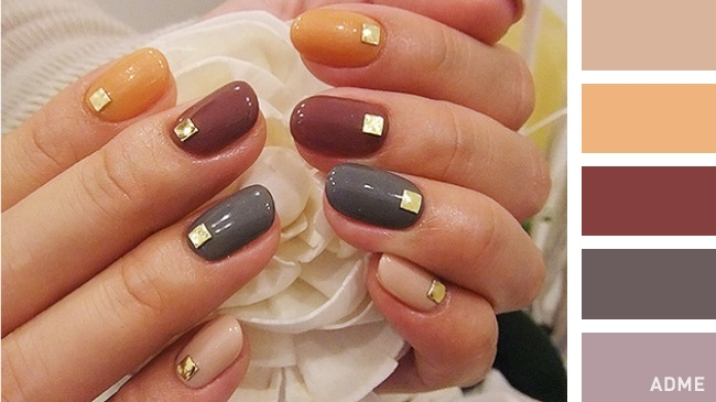 20 perfect color combinations for manicure