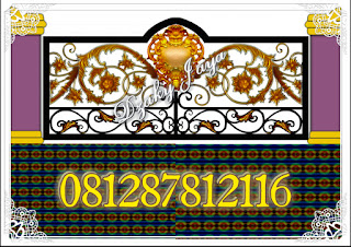 Dzaky Jaya juga melayani pesanan khusus Ornamen Pagar Besi Tempa Klasik atau biasa disebut juga Ornamen Alferrom Besi Tempa didalam maupun luar kota. Sudah Terpercaya melayani kota-kota besar di Indonesia,