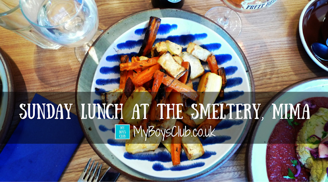 Sunday Lunch at The Smeltery MIMA Middlesbrough