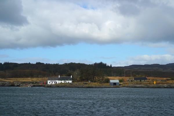 écosse highlands île mull ulva randonnée ferry